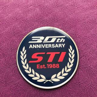 スバル - スバル STI 30th ANNIVERSARY 創立30周年記念エンブレム