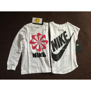 ナイキ(NIKE)のNIKE 同サイズ2枚セット(Tシャツ/カットソー)