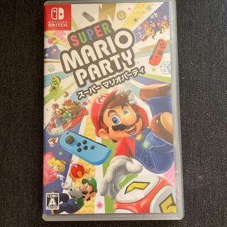 ニンテンドースイッチ(Nintendo Switch)のマリオパーティ(家庭用ゲームソフト)