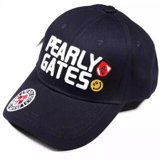 PEARLY GATES - パーリーゲイツ ゴルフバイザー ゴルフキャップ ユニセックス