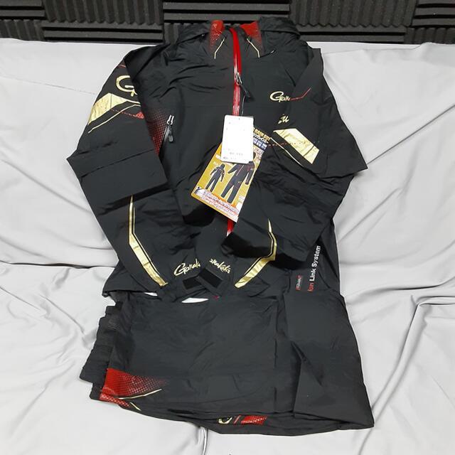 がまかつ(ガマカツ)のがまかつ フィッシング レインスーツ GM-3643 LLサイズ スポーツ/アウトドアのフィッシング(ウエア)の商品写真