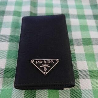 PRADA - プラダ PRADA ナイロンキーケース
