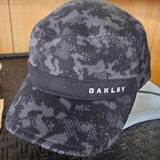 オークリー(Oakley)のOAKLEY ニットキャップ ニット(キャップ)