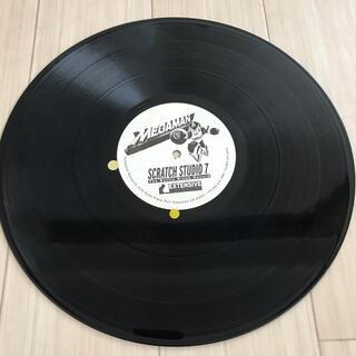 scratch studio レコード(ターンテーブル)