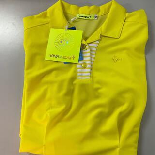 ビバハート(VIVA HEART)のビバハート ポロシャツ(ウエア)