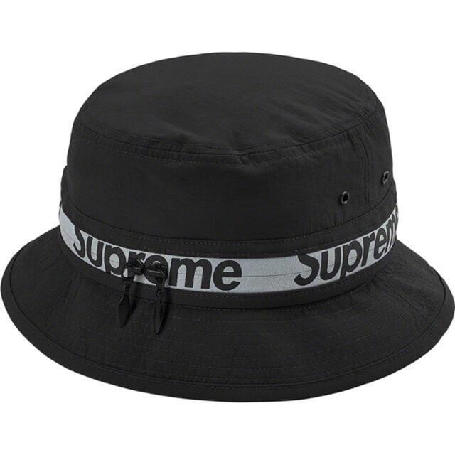 Supreme(シュプリーム)のSupreme Reflective Zip Crusher M/L メンズの帽子(ハット)の商品写真