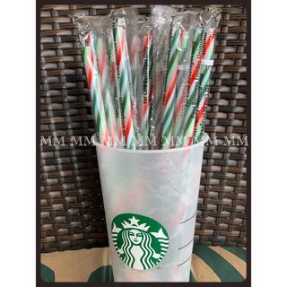 Starbucks Coffee - レア 海外限定 スターバックス スタバ マーブル ストロー リユーザブル