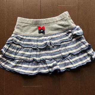 ナルミヤ インターナショナル(NARUMIYA INTERNATIONAL)のナルミヤインターナショナル スカート 90(スカート)