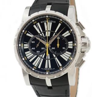 ロジェデュブイ(ROGER DUBUIS)のロジェデュブイ  エクスカリバー クロノ RDDBEX0266 自動巻き(腕時計(アナログ))