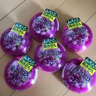 ユーハミカクトウ(UHA味覚糖)のUHA味覚糖 e-maのど飴 グレープ (菓子/デザート)
