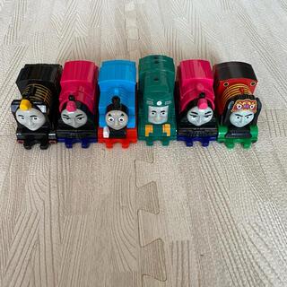 マクドナルド(マクドナルド)のハッピーセット 機関車トーマス(電車のおもちゃ/車)