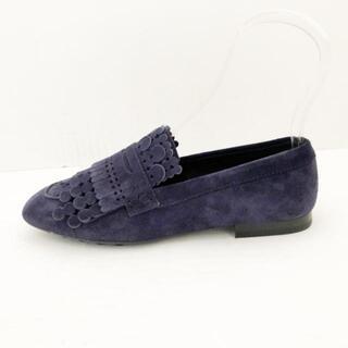 トッズ(TOD'S)のトッズ ローファー 35 レディース美品  -(ローファー/革靴)