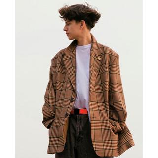 ドリスヴァンノッテン(DRIES VAN NOTEN)のDries Van Noten 18AW / Check Jacket(テーラードジャケット)