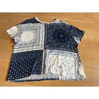ザラ(ZARA)の【ZARA】Tシャツ(Tシャツ(半袖/袖なし))