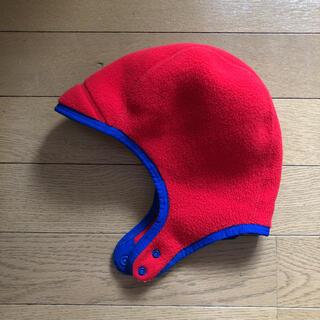 パタゴニア(patagonia)のPatagonia ベビー フリースキャップ(帽子)