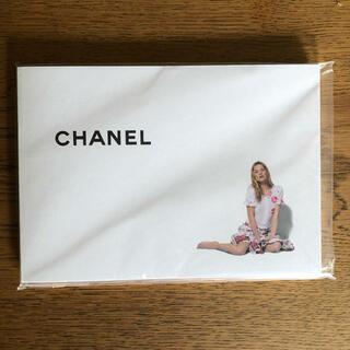 シャネル(CHANEL)のシャネル ポストカード ケイトモス(写真/ポストカード)