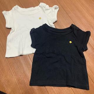 ケイトスペードニューヨーク(kate spade new york)のケイトスペード♤Tシャツセット 80センチ(Tシャツ)