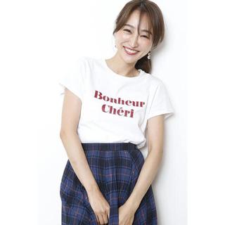 アプワイザーリッシェ(Apuweiser-riche)のロゴTシャツ(Tシャツ(半袖/袖なし))