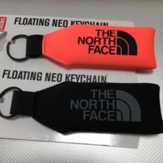 THE NORTH FACE - ノースフェイス × チャムス  フローティングキーチェーン