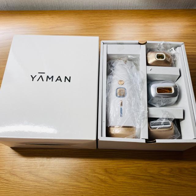 YA-MAN(ヤーマン)の数回使用のみ ダブルエピスキンボーテ STA-199T 脱毛器 スマホ/家電/カメラの美容/健康(ボディケア/エステ)の商品写真