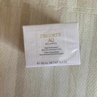 コスメデコルテ(COSME DECORTE)のコスメデコルテ AQ ミリオリティ リペア クレンジングクリーム n(クレンジング/メイク落とし)