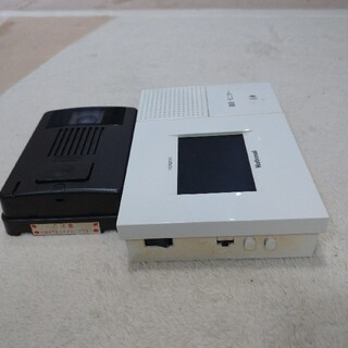 パナソニック(Panasonic)のNational ドアホン親機・子機 WQR200W(その他)