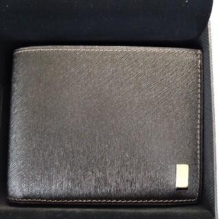 ダンヒル(Dunhill)のDUNHILL メンズ二つ折り財布(折り財布)