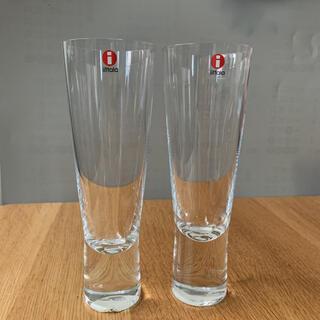 イッタラ(iittala)のイッタラ シャンパングラス 2脚セット(グラス/カップ)