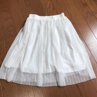 ユニクロ(UNIQLO)のUNIQLO キッズ チュールスカート(スカート)