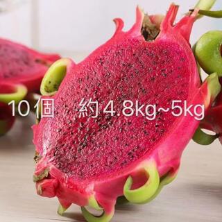 ドラコンフルーツ10個 約5kg(フルーツ)