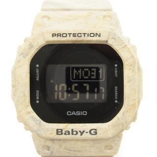 CASIO - カシオ BABY-G 腕時計 デジタル BGD-560WM-5JF ベージュ
