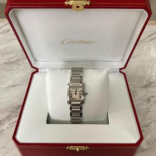 Cartier - カルティエ タンクフランセーズSM