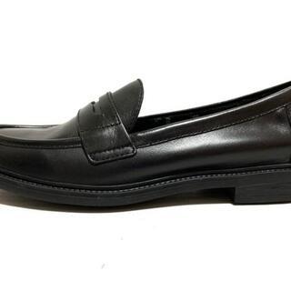 コールハーン(Cole Haan)のコールハーン ローファー 6B レディース -(ローファー/革靴)