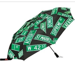 シュプリーム(Supreme)のSupreme®/ShedRain® Street Signs Umbrella(傘)