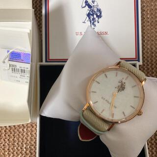 ポロラルフローレン(POLO RALPH LAUREN)の新品未使用☆ 腕時計 【U.S. POLO ASSN.】 ユーエスポロアッスン (腕時計)