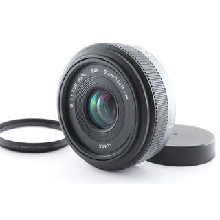 Panasonic - ★ Panasonic LUMIX G 20mm/F1.7 ASPH.