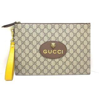 グッチ(Gucci)のグッチ クラッチバッグ新品同様  473956(クラッチバッグ)