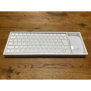アップル(Apple)のアップル マジックマウス2 マジックキーボード(PC周辺機器)
