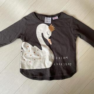 ザラキッズ(ZARA KIDS)のベビー服(Tシャツ)