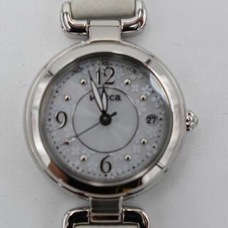 シチズン(CITIZEN)の「ソーラーテック電波時計 HAPPY DIARY」 KL0-618-11(腕時計)