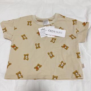 セシルマクビー(CECIL McBEE)のバースデイ セシルマクビー (Tシャツ/カットソー)