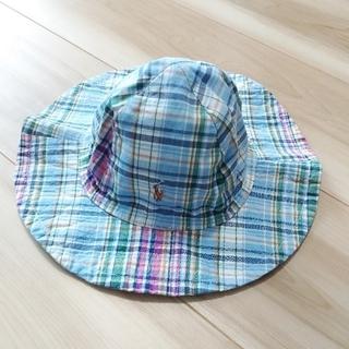 ラルフローレン(Ralph Lauren)の【ラルフローレン】ベビー帽子(帽子)