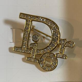 クリスチャンディオール(Christian Dior)のブローチ(ブローチ/コサージュ)
