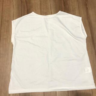 coen - coen 無地 白Tシャツ