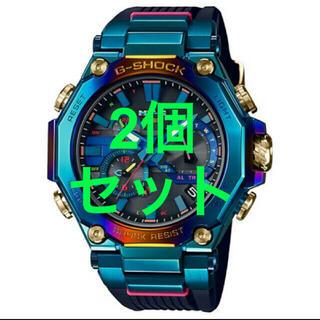 ジーショック(G-SHOCK)のG-SHOCK MTG-B2000PH-2AJR 鳳凰 2個セット(腕時計(アナログ))