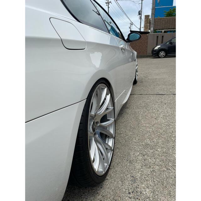 BMW(ビーエムダブリュー)のBMW 3シリーズクーペMスポーツ内外装 フルカスタム☆車高短 レムスマフラー  自動車/バイクの自動車(車体)の商品写真