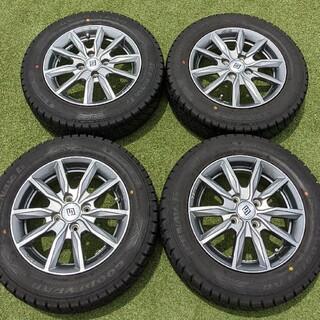 Goodyear - 【最終】175/65R14  スタッドレスタイヤ ホイールセット