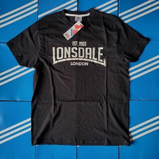 LONSDALE - 新品タグ付き ロンズデール London Tシャツ 半袖 コットン メンズ S