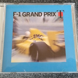 F-1 グランプリ/T-SQUARE(T-スクエア)/ジャズCD(ジャズ)