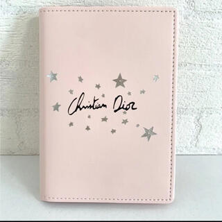 Christian Dior - 【新品】Dior  クリスチャンディオール パスポートケース ピンク